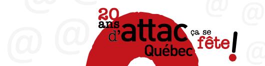 Bandeau - ATTAC-Québec